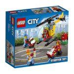 60100 LEGO® City Repülőtér kezdőkészlet