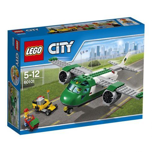 60101 LEGO® City Teherszállító repülőgép