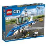 60104 LEGO® City Repülõtéri terminál