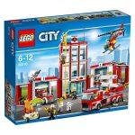 60110 LEGO® City Tűzoltóállomás