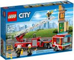 60112 LEGO® City Tűzoltóautó