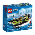 60114 LEGO® City Versenycsónak