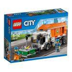 60118 LEGO® City Szemetes autó