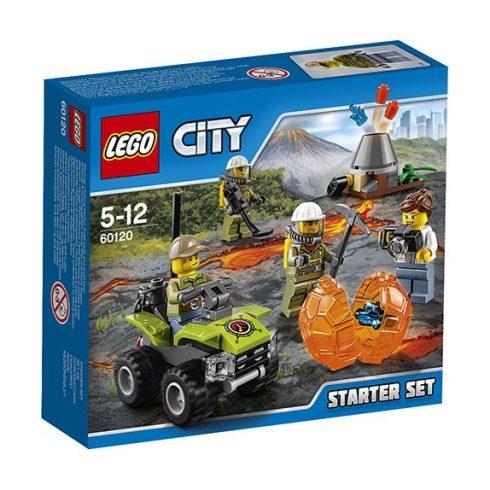 60120 LEGO® City Vulkán kezdőkészlet