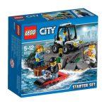 60127 LEGO® City Börtönsziget kezdőkészlet