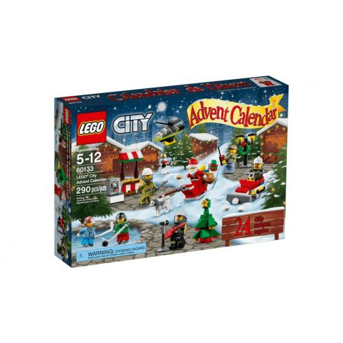 60133 LEGO® City LEGO City Adventi Naptár 2016