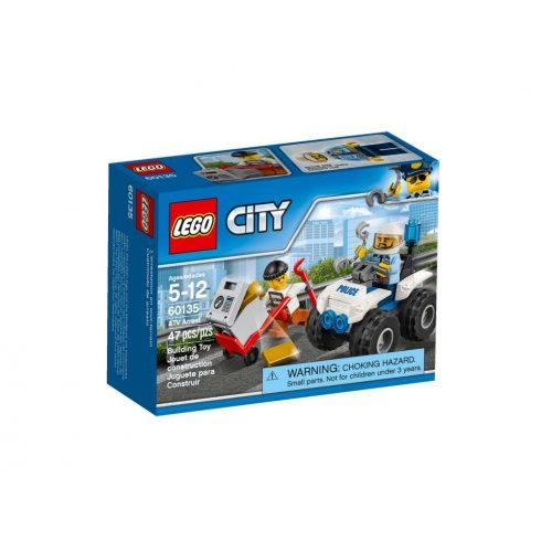 60135 LEGO® City Letartóztatás ATV járművel