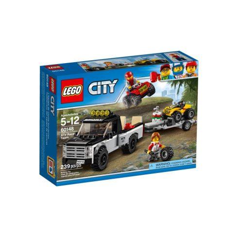 60148 LEGO® City ATV versenycsapat