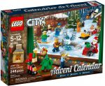 60155 LEGO® City Adventi naptár 2017