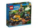 60159 LEGO® City Dzsungel küldetés félhernyótalpas járművel