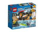 60163 LEGO® City Parti őrség kezdőkészlet