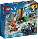 60171 LEGO® City Hegyi szökevények