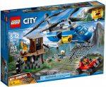 60173 LEGO® City Hegyi letartóztatás