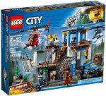 60174 LEGO® City Hegyi Rendõrkapitányság