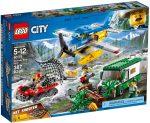 60175 LEGO® City Rablás a hegyi folyónál