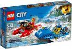 60176 LEGO® City Menekülés a vad folyón