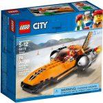 60178 LEGO® City Sebességrekorder autó