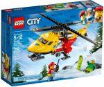 60179 LEGO® City Mentõhelikopter