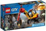60185 LEGO City Bányászati hasítógép