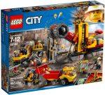 60188 LEGO® City Bányaszakértői terület