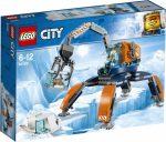 60192 LEGO® City Sarkvidéki lánctalpas jármű