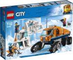 60194 LEGO® City Sarkvidéki felderítő teherautó