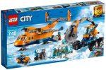 60196 LEGO® City Sakrvidéki szállító repülőgép