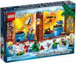60201 LEGO® City Adventi naptár 2018