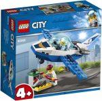 60206 LEGO® City Légi rendőrségi járőröző repülőgép