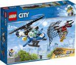60207 LEGO® City Légi rendőrségi drónos üldözés