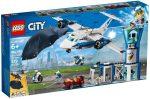 60210 LEGO® City Légi rendőrségi légibázis