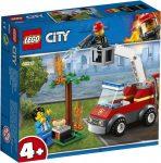 60212 LEGO® City Kiégett grill