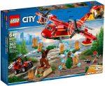 60217 LEGO® City Tűzoltó repülő
