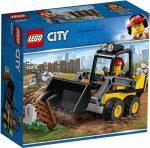 60219 LEGO® City Építőipari rakodó