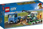 60223 LEGO® City Kombájn szállító