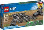 60238 LEGO® City Vasúti váltók