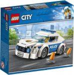 60239 LEGO® City Rendőrségi járőrkocsi