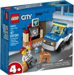 60241 LEGO® City Kutyás rendőri egység