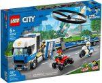 60244 LEGO® City Rendőrségi helikopteres szállítás