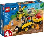 60252 LEGO® City Építőipari buldózer
