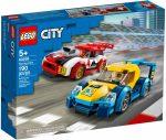 60256 LEGO® City Versenyautók