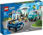 60257 LEGO® City Benzinkút