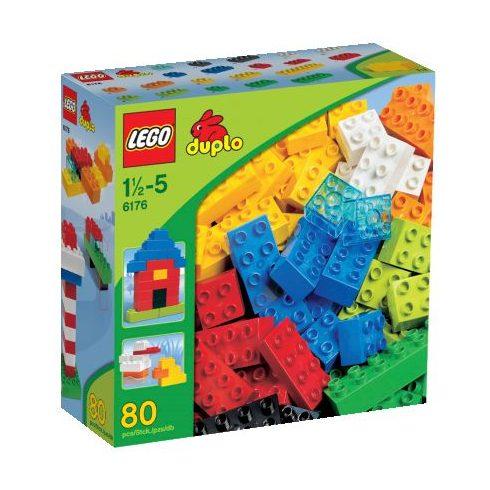 6176 LEGO® DUPLO® LEGO® DUPLO® alapelemek – Deluxe