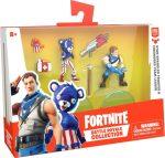 moose™ toys Fortnite Battle Royal Duo Pack -  Star-Spangled Trooper és Fireworks Team Leader 63545