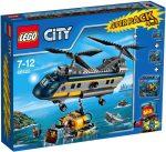 66522 LEGO® City Mélytengeri 4 az 1-ben