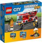 66541 LEGO® City Tűzoltó 3 az 1-ben