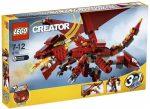 6751 LEGO® Creator Tűzokádó sárkány