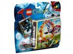 70100 LEGO® Legends of Chima™ Tűzgyűrű