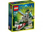 70126 LEGO® Legends of Chima™ Legendás Vad Krokodil
