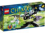 70128 LEGO® Legends of Chima™ Braptor szárnyas támadója